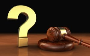 Laws and legal questions