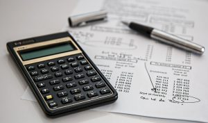calculating debt for bankruptcy